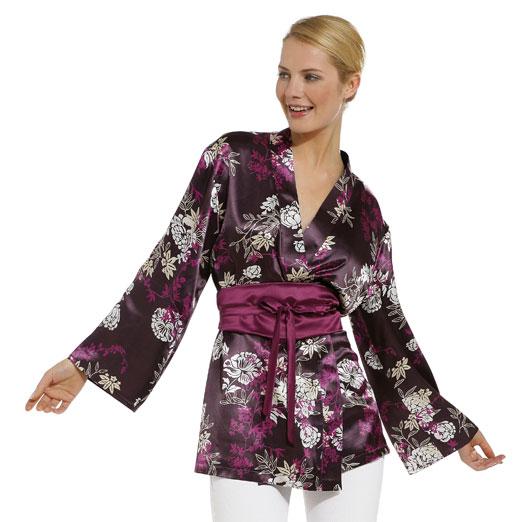 Burda Wrapped blouse 7868
