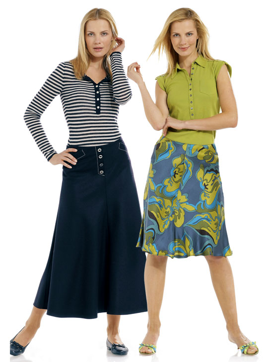 Burda Skirt 7896