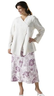 Burda Burda 7960 Dress & Jacket 7960