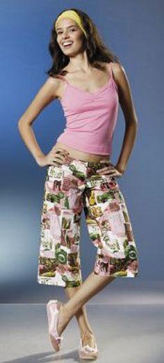 Burda Pants 8041