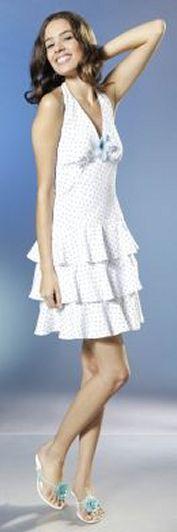Burda Misses Dress 8045