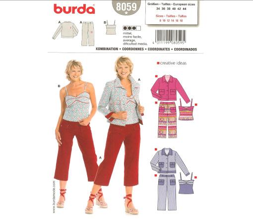 Burda Coordinates 8059