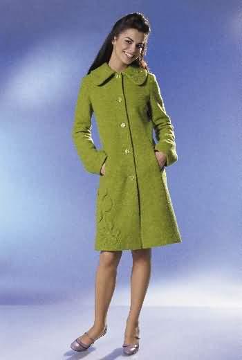 Burda Coat 8124