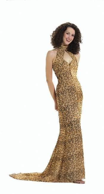 Burda Evening Dress 8137