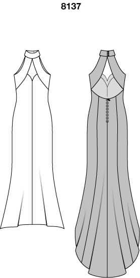 выкройки свадебных платьев - Самое интересное в блогах