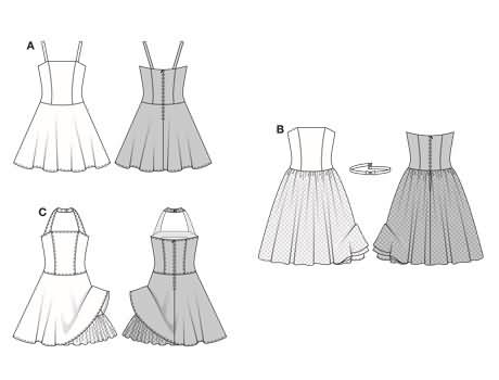 Lolita Dress Patterns | Patterns Gallery
