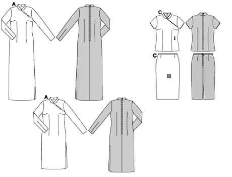 Pattern (sewing) - Wikipedia, the free encyclopedia