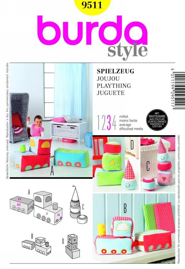 Burda toys 9511