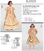 Burda 9529 Pattern