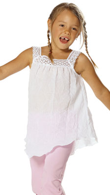 Burda Children's TOP / DRESS 9580