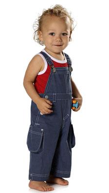 Burda Baby OVERALLS 9585