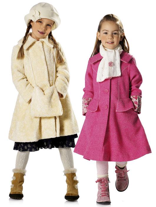 Burda Coat 9596