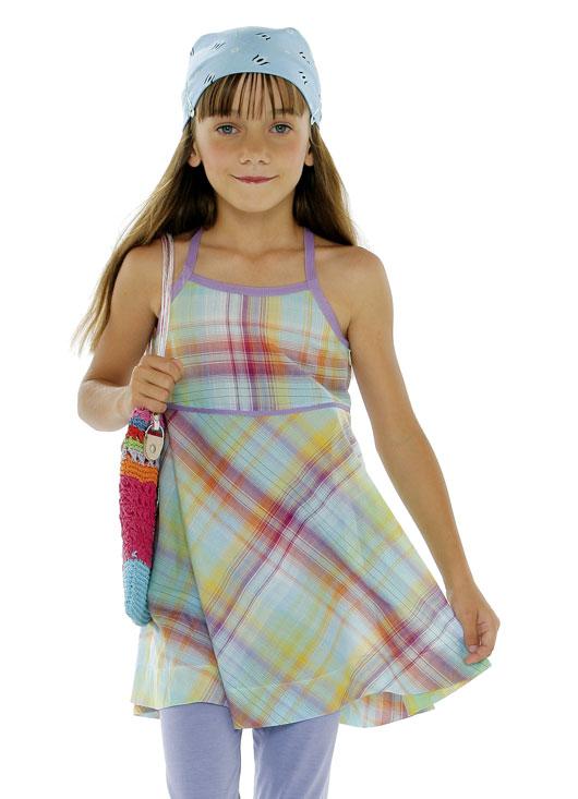 Burda Child's Dress 9608