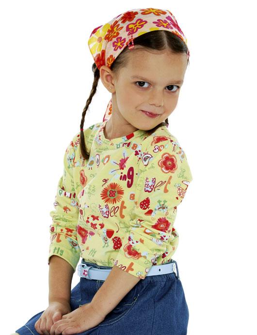 Burda Child's T-shirt 9614