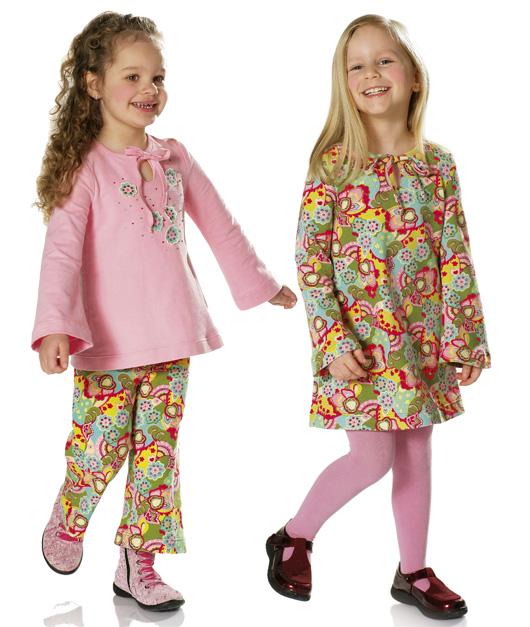 Burda Dress tunic pants/trousers 9627
