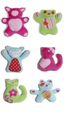 Burda Burda 9637 Cuddly toys 9637