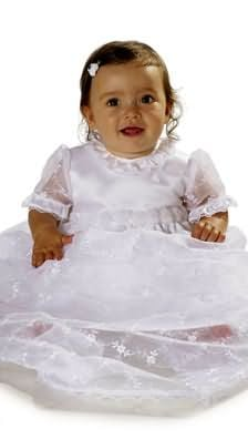 Burda Burda 9649 Christening dress 9649