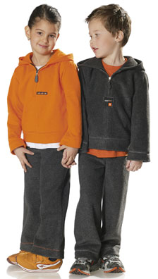 Burda Children's Jogging Suit 9672
