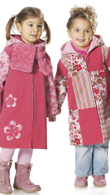 Burda Children's Coat and Jacket 9676