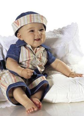 Burda Baby Coordinates 9711