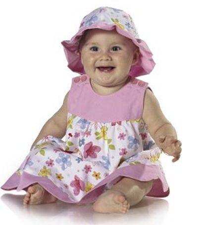 Burda Baby Coordinates 9712