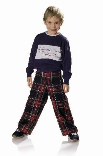 Burda Pants 9719