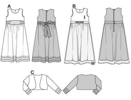 Sewing patterns by Simplicity Patterns