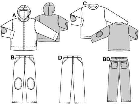 Brand Page - Sewing Patterns - SewingPatterns.com