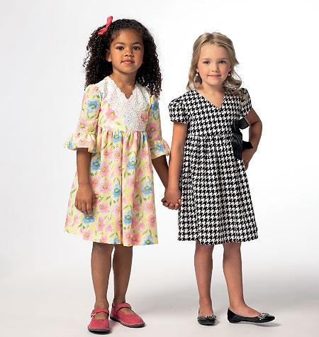 Butterick Children's Dress 5835