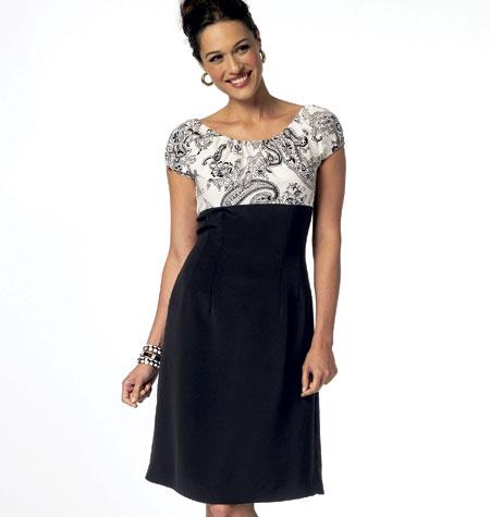 Butterick Misses' Dress 5836