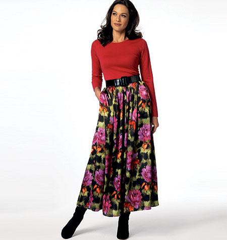 Butterick Misses' Skirt 5840