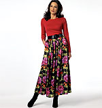 Butterick 5840 Pattern ( Size XSM-SML-MED-LRG-XLG-XXL )