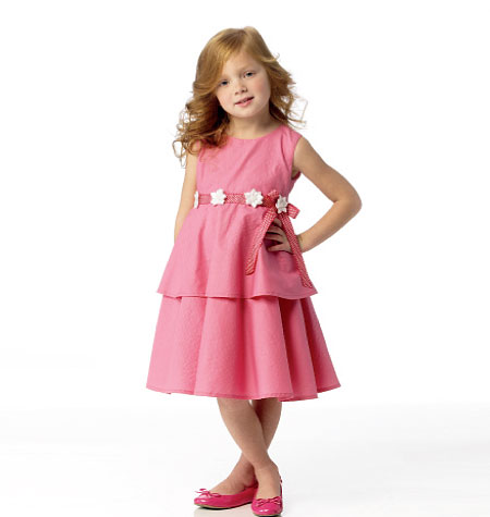 Butterick Child's Dress 5868