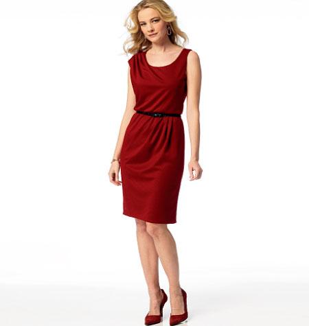 Butterick Misses Lined Dress 5871