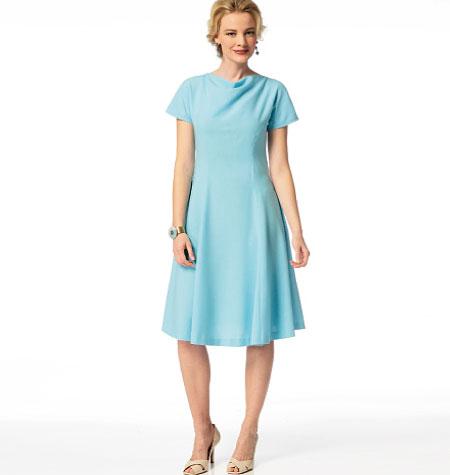 Butterick Misses Dress 5872