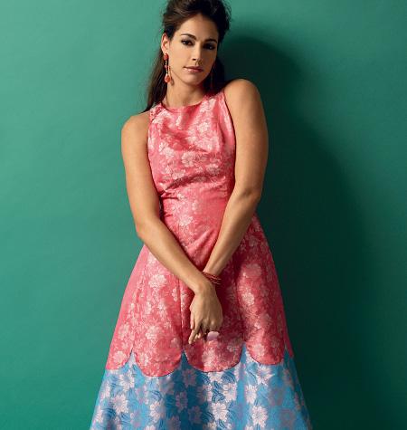 Butterick Misses Dress 5894
