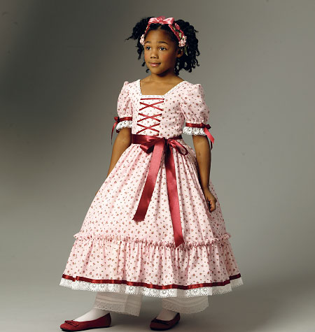 Butterick Children's Dress and Costume 5900