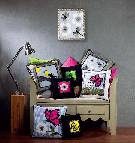 Butterick Pillows 5903