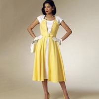 Butterick 6211 Pattern