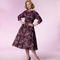 Butterick 6242 Pattern