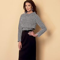 Butterick 6243 Pattern