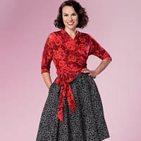 Butterick 6285 Pattern
