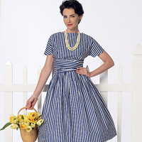 Butterick 6318 Pattern