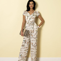 Butterick 6320 Pattern