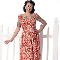 Butterick 6322 Pattern