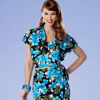 Butterick 6354 Pattern