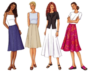 Butterick Fast and easy 3134