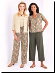 Butterick 3886 Pattern ( Size 8-10-12 )