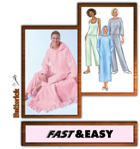 Butterick Fast and Easy 4038