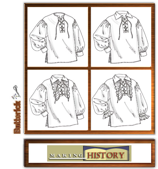 Butterick Making History 4486